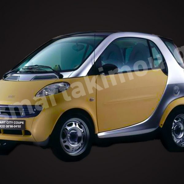SMART CITY COUPE 08/'98 - 04/'02