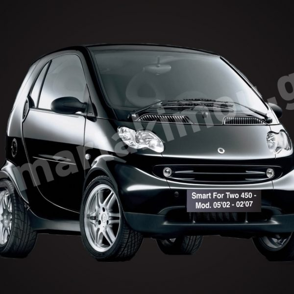 SMART FORTWO 450 05/'02 - 02/'07